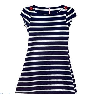 Eight Sixty Red, white and blue dress Size small